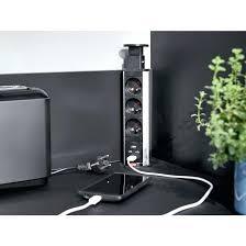 prise electrique pour cuisine multiprise pour cuisine multiprise d angle cuisine bloc 3 prises et