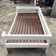 marvellous twin daybed wood white with trundle wooden storage