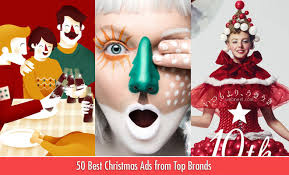 best christmas cards 50 best christmas advertisements from top brand ads around the world