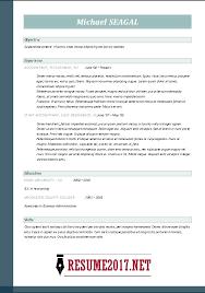 Best Online Resumes by Best Online Resume Builder 2017 Armsairsoft Com