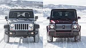 jeep mercedes awesome jeep wrangler sport vs rubicon collection best car