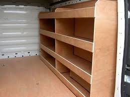 Ford Transit Connect Shelving by Transit Van Racking Zeppy Io