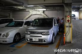 2015 nissan cube guest blog japan 2015 a family affair wangan warriors