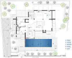 contemporary home floor plans contemporary home in athens by thanos athanasopoulos
