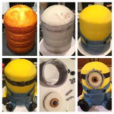 minion cakes how to make a minion cake pictures photos and images for