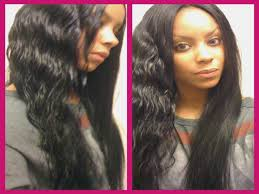 wet and wavy sew in hairstyles sew in weave wet and wavy hairstyles best hairstyles 2017 for wet