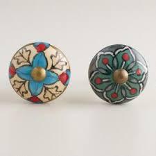 Decorative Dresser Knobs Knobs Wall Hooks And Hanging Hardware World Market