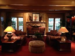 an inside look at southfork from the show dallas