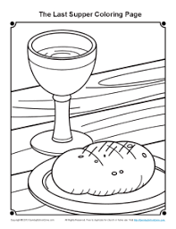 bible stories for toddlers coloring pages the last supper bible story coloring page easter resurrection