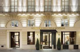 hôtel bourgogne u0026 montana paris 7e arrondissement hôtel