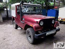 jeep car mahindra tnw motomart 1994 mahindra 540dp 4wd jeep for sale u2013 technwheelz