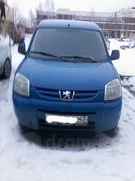 peugeot partner 2008 пежо партнер 2008 в санкт петербурге бензин механика цена 200