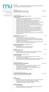 User Experience Designer Resume Resume U2014 Marian Uong Industrial Designer