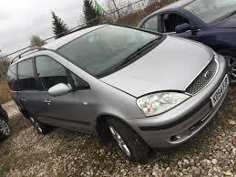 galaxy car ford galaxy 2004 1 9 mechaninė 4 5 d 2017 11 09 a3523 used car