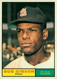 18 bob gibson baseball cards you need to own sports cards