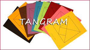 printable tangram printable tangram puzzles with solutions youtube