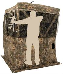 Pop Up Hunting Blinds Powerhouse Browning Camping