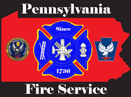 Pa Flag Commonwealth Fire Service Flag Survey