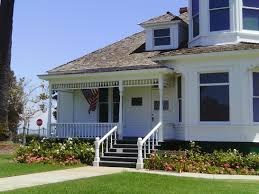 hunt beach ca queen anne victorian house ie of hip roof