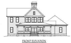 house plans with front porches 2 house plan with covered front porch