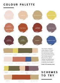 2017 color combinations dulux colour forecast 2017 antidote a colour cure bettina deda