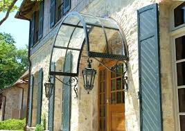 Exterior Door Awnings Front Door Awning Fabric Awnings Front Door Canopy Diy Evisu Info