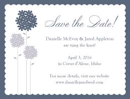 Save The Date Cards Free Designer Save The Date Card