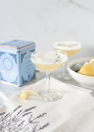 cocktail recipe london inspired earl grey fizz coco kelley
