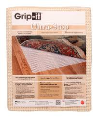 Furniture Grips For Wood Floors by Amazon Com Grip It Ultra Stop Non Slip Rug Pad For Rugs On Hard
