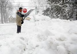 Worst Snowstorms In History Toledo No 1 On List Of Worst Winter Cities The Blade