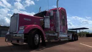 kenworth truck builder kenworth w900 american truck simulator mods ats mods