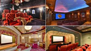 got movies check out these top of the line home theaters
