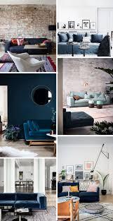 canape bleu idées et conseils pour mettre en valeur le canapé bleu de