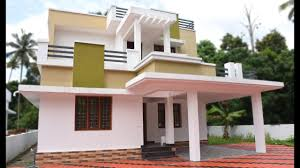 angamaly 9 cents plot and 2000 sq ft contemporary house for sale