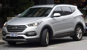 hyundai vehicles hyundai santa fe wikipedia