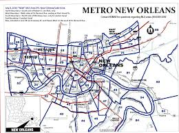 Maps New Orleans by New Orleans Real Estate Map