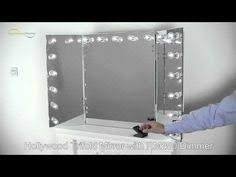 hollywood tabletop tm 70 full size top quality tabletop mirror