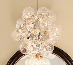 pottery barn light bulbs belleville pendant pottery barn lighting pinterest