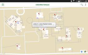 Montana State Campus Map by Columbia State Android Apps On Google Play