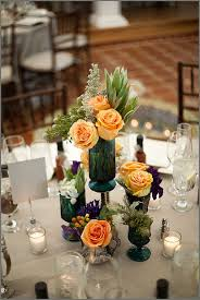 Mismatched Vases Wedding Sparks Ideas For Transforming Your Table With Colorful