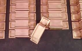 radmont ornamental decorative copper downspout bands