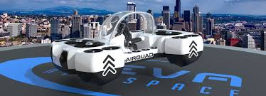 futuristic flying cars airquadone is the flying quadbike you u0027ve been waiting for