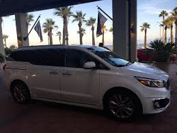 kids car review 2016 kia sedona thrill of the chases
