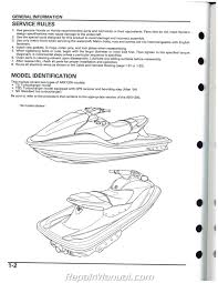 2004 2007 honda arx1200 aquatrax n3 t3 t3d owners service manual