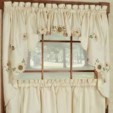 Hunter Green Kitchen Curtains by Kitchen Curtains And Swags And Valances