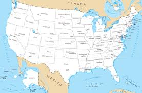 united states map with states and capitals labeled children s us state capitals xoax net tutorials