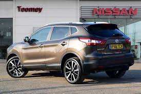 nissan qashqai nearly new used 2017 nissan qashqai dci tekna for sale in essex pistonheads