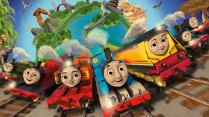 thomas tank engine female trains big makeover