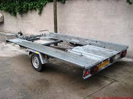 vendo carrello porta auto miniescavatore carrello per trasporto auto