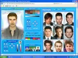 celebrity hairstyle vizualizer hairstyle for men and try on virtual hairstyle